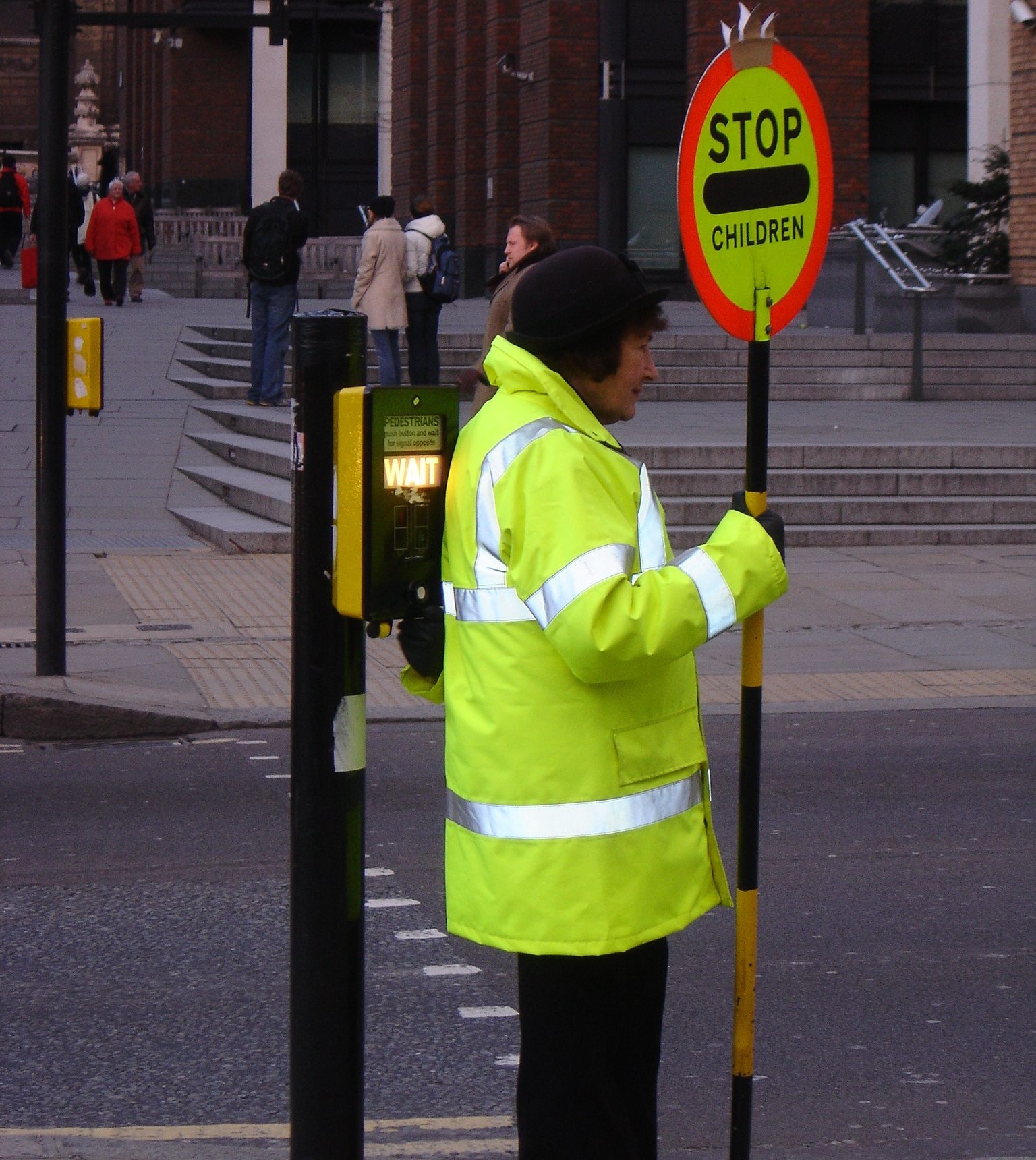 Lollipop Lady 1