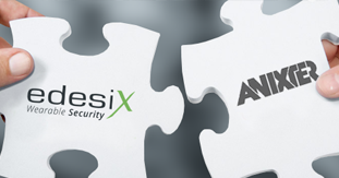 Edesix Ltd Announces Partnership with Anixter