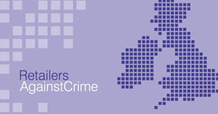 retailers against crime exhibition banner