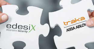 traka and edesix join forces