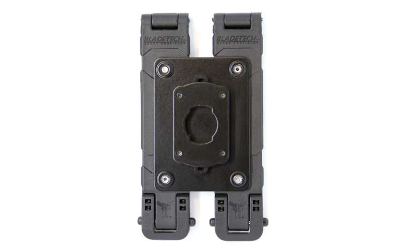 Close-fit Double MOLLE Mount