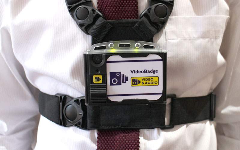 KlickFast 4 Point Chest Harness